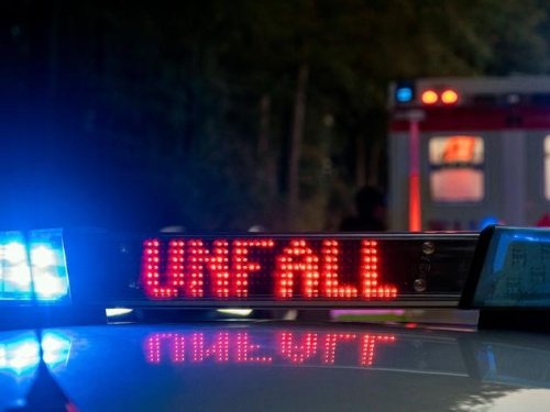 Schwerer Unfall auf Rheinbrücke Rees/Kalkar – Mann in Lebensgefahr