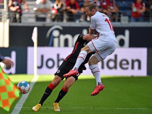 Eintracht Frankfurt vs. 1. FC Köln: Die wichtigsten Erkenntnisse
