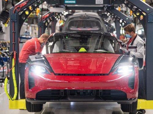 Halbleiter-Mangel: Porsche greift in Trickkiste, damit Produktion weiterläuft