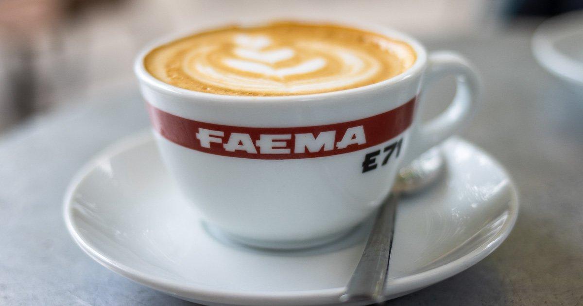 6 Best Coffee Shops in Rome