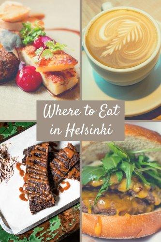 Where to Eat in Helsinki Finland – A Helsinki Food Guide