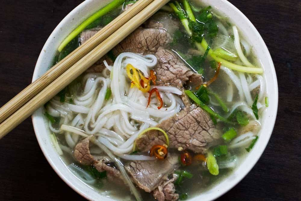 Vietnamese Food is Pho Real