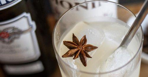 Mauresque Cocktail Recipe with Ricard Pastis de Marseille