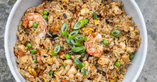 Yangzhou Fried Rice | 10 Ingredient Fried Rice Recipe That Never Disappoints