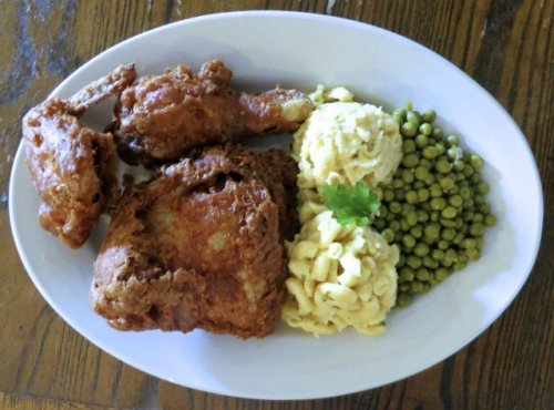 Revealed - The Best Fried Chicken in America