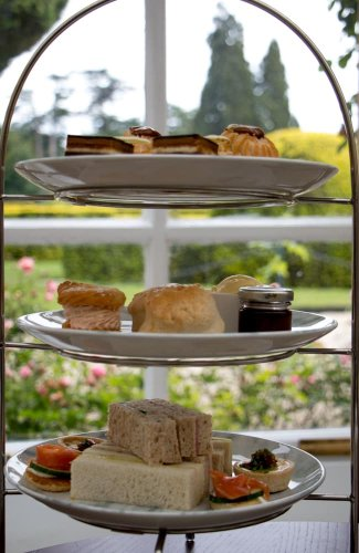 Blenheim Palace Afternoon Tea