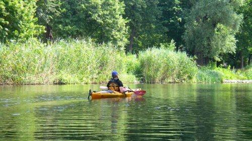 Mit dem Kanu rund um Brandenburg an der Havel