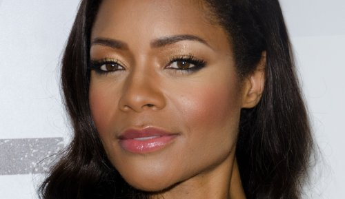 """'No Time To Die' Star Naomie Harris Stuns In Strapless Bikini, """"Sculpted, Uplifted Look"""""""