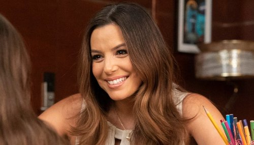"Eva Longoria Flaunts Fire Engine Red Bikini 20 Years Later — ""Hot DAYUM"""