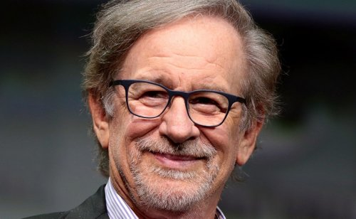 Steven Spielberg's Daughter Stuns In See-Thru Dress, Gwyneth Paltrow Reacts