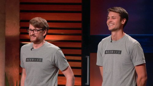 BEERMKR: Home Beer Brewery Pitches Mark Cuban on Shark Tank
