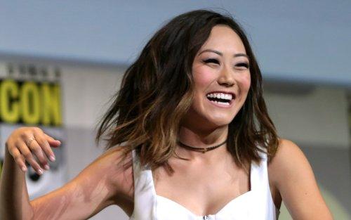 "'The Boys' Star Karen Fukuhara Stuns In Sheer Black Lace, ""Took My Breath Away"""