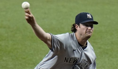 """Yankees Pitcher Gerrit Cole's Wife Stuns In Crop Top, Leather Shorts, """"Smoke Show!"""""""