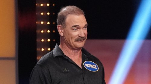 Patrick Warburton's Gorgeous Wife of 30 Years Missing on 'Celebrity Family Feud'