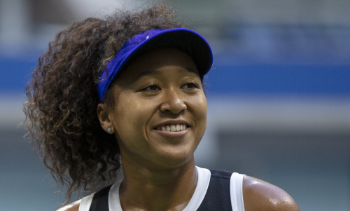 "Naomi Osaka Drops Tiny String Bikini Pics with Pink Hair, ""Haitian Mermaid"""
