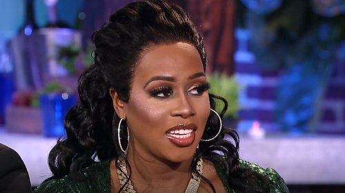 "Remy Ma Flaunts Curves In Sheer Crop Top, ""Mad Pretty"" Fresh Face"