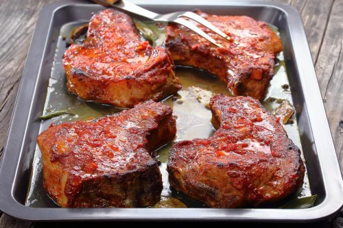 Glazed Baked Pork Chops Recipe: This 20-Minute Pork Chop Recipe Is the Sweet Ending to Your Day