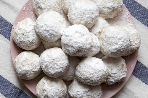 Classic Italian Butter Balls Recipe: You're Going to Want This Italian Grandma's Cookie Recipe | Cookies | 30Seconds Food