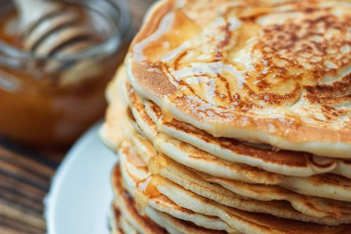 This Light & Fluffy Pancake Recipe Puts an End to Lifeless Pancakes for Breakfast   Breakfast   30Seconds Food