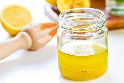 Refreshing Lemon Vinaigrette Salad Dressing Recipe Is a Healthy Reason to Skip Aisle 6