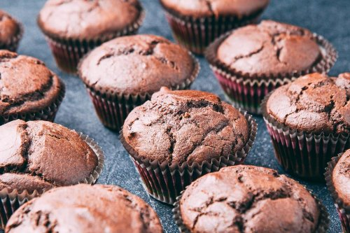 Double Chocolate Muffins Recipe: This Decadent Chocolate Chocolate Chip Muffin Recipe Is Like Therapy