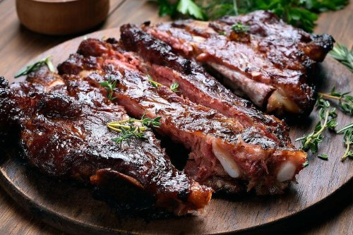 Sweet & Spicy Brown Sugar Country Ribs Recipe: This Easy Baked Pork Ribs Recipe Is Your Ticket to Flavortown