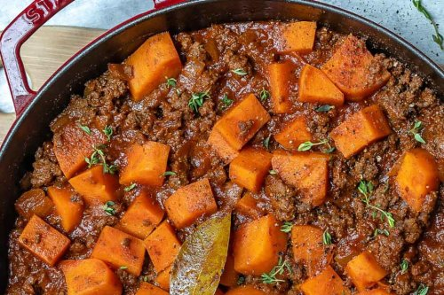 One-Pot Goulash Recipe: This Easy Sweet Potato Goulash Recipe Will Make You Find Your Soup Pot STAT