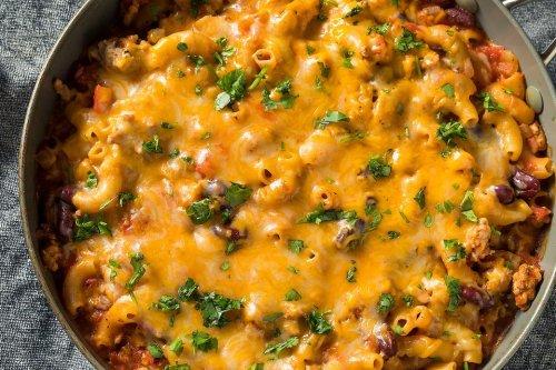 Chili Mac Recipe: Make This 20-Minute Cheeseburger Macaroni Skillet Recipe Once & You'll Toss the Box
