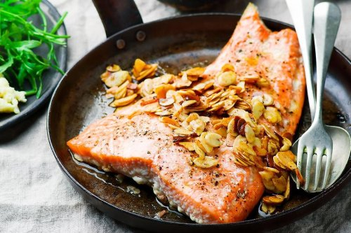 Tasty Trout Recipe: This Easy Trout Almondine Recipe Is Ready in About 15 Minutes