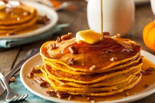 Pumpkin Pancakes Recipe: Welcome Fall With This Easy Pumpkin Pancake Recipe
