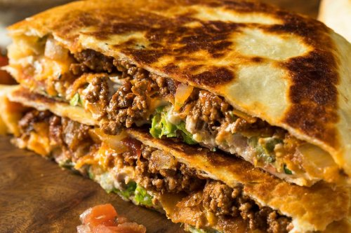 Homemade Crunchwrap™ Supreme Recipe: Make This Easy Taco Bell Copycat Recipe at Home