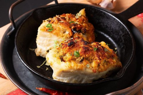 Best Baked Cod Recipe: Print Extra Copies to Share of This Flavorful Baked Cod Recipe