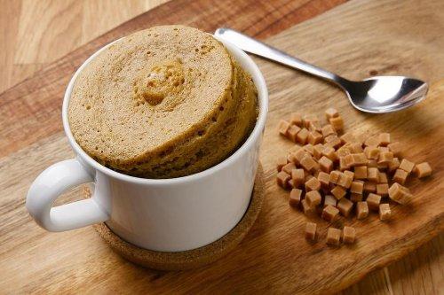 Brown Sugar Caramel Mug Cake Recipe: A Sweet Caramel Mug Cake Recipe With a Surprise in the Middle