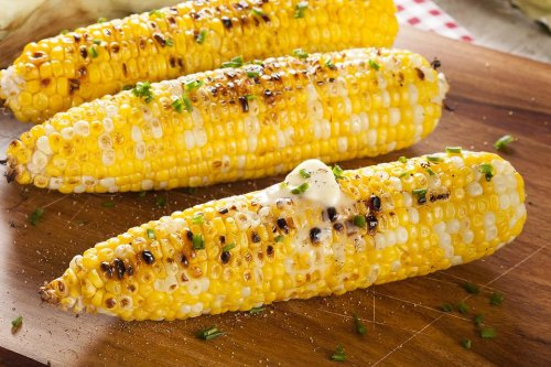 Perfectly Grilled Corn on the Cob: A Chef Tells You How to Ditch the Aluminum Foil & Grill Corn This Way