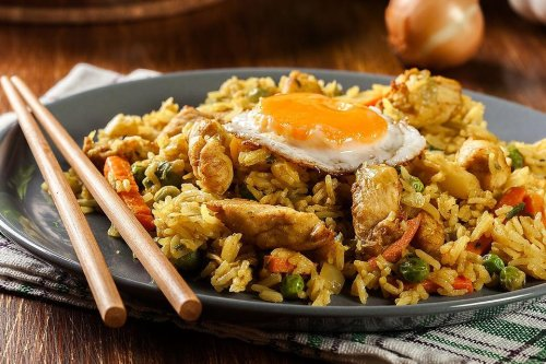 Easy Nasi Goreng Recipe: Take Your Taste Buds on a Trip With This Indonesian Fried Rice Recipe