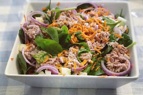 Easy Tuna Salad Recipe: This Creamy Tuna Salad Recipe Is Your New Meal-Prep Go To