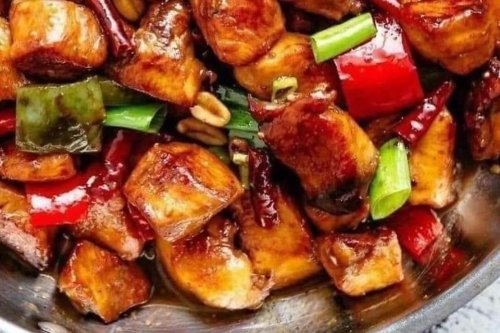 Skinny Kung Pao Chicken Recipe: A 20-Minute Chicken Stir-fry Recipe Destined to Be a Family Favorite