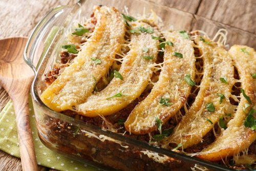 Pastelon de Platano Maduro (Plantain Lasagna): This Puerto Rican Lasagna Recipe Will Surprise You