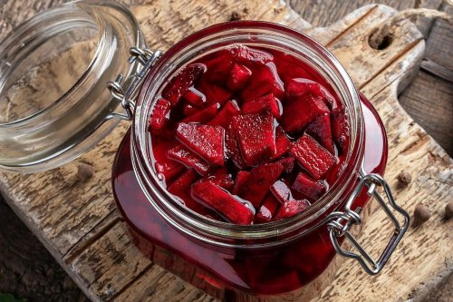 Perfect Pickled Beets Recipe: Easy Amish Pickled Red Beets Are Sweet, Crisp & Tangy