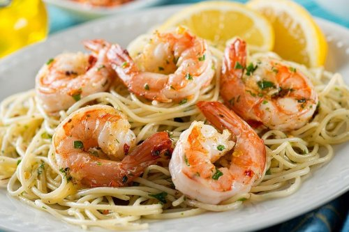 Easy Shrimp Scampi Recipe: This Shrimp Scampi Recipe Is on Your Fork in 15 Minutes