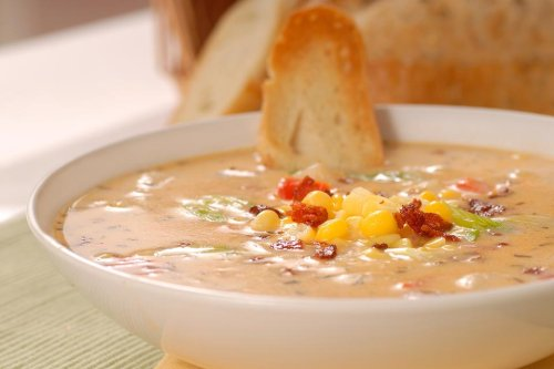 Creamy Mexican-Inspired Chicken Soup Recipe: This 30-Minute Cheesy Chicken & Corn Soup Recipe Is Delish