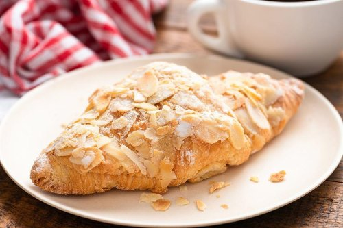 Easy Almond Croissants Recipe: This Almond Croissant Recipe Is Filled With Almond Cream (Delish!)