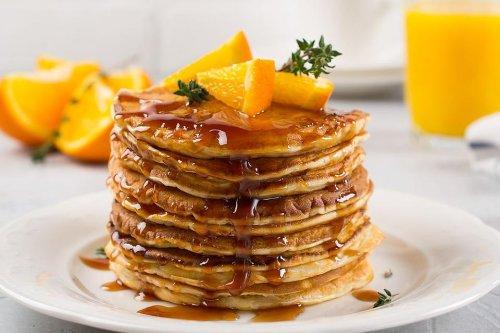 Orange Pancakes Recipe: Orange You Glad You Found This Easy Orange Pancake Recipe?