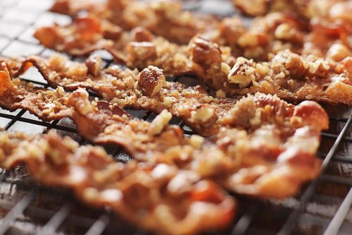 Candied Bacon Recipe: This Easy Brown Sugar & Pecan Candy Bacon Recipe Is Heaven
