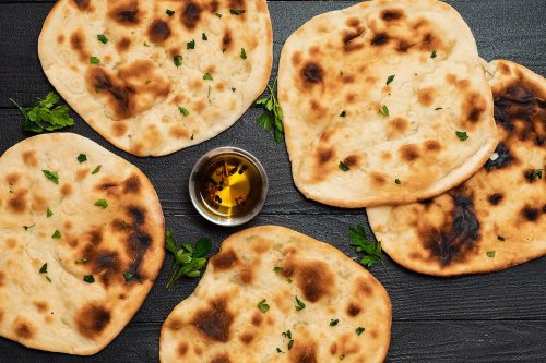2-Ingredient Naan Recipe: You Won't Believe How Easy This Naan Recipe Is to Make at Home