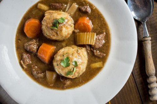 Beef Stew With Dumplings Recipe: This Easy Stew Recipe Can Be Made With Beef or Venison