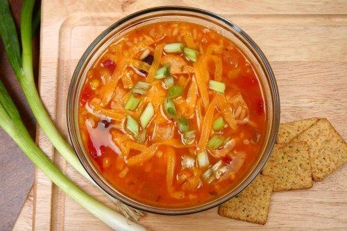 Slow-cooker Chicken Tortilla Soup Recipe: Tasty Tortilla Soup Recipe That Cooks Itself
