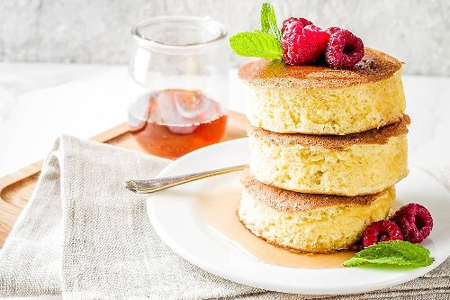 Soufflé Pancakes Recipe: Nothing Flat About This Easy Japanese Soufflé Pancake Recipe