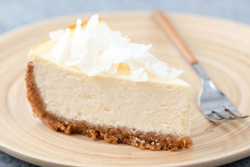 The Easiest Coconut Cheesecake Recipe: Here's Your Favorite New Coconut Recipe