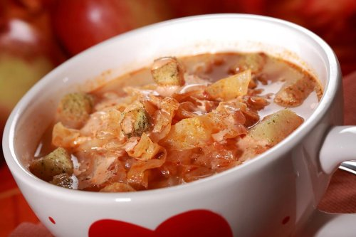 Amish Cabbage Soup Recipe: A Hearty Ground Beef Cabbage Soup Recipe From Pennsylvania Dutch Country